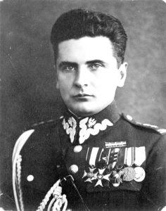 General Stefan Rowecki, Deckname »Grot« (»Speerspitze«)